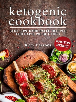 cover image of Ketogenic Cookbook